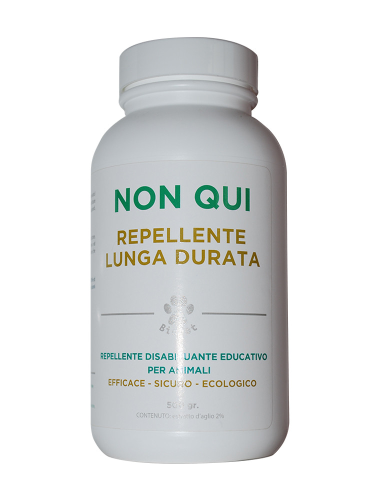 Non Qui repellente disabituante