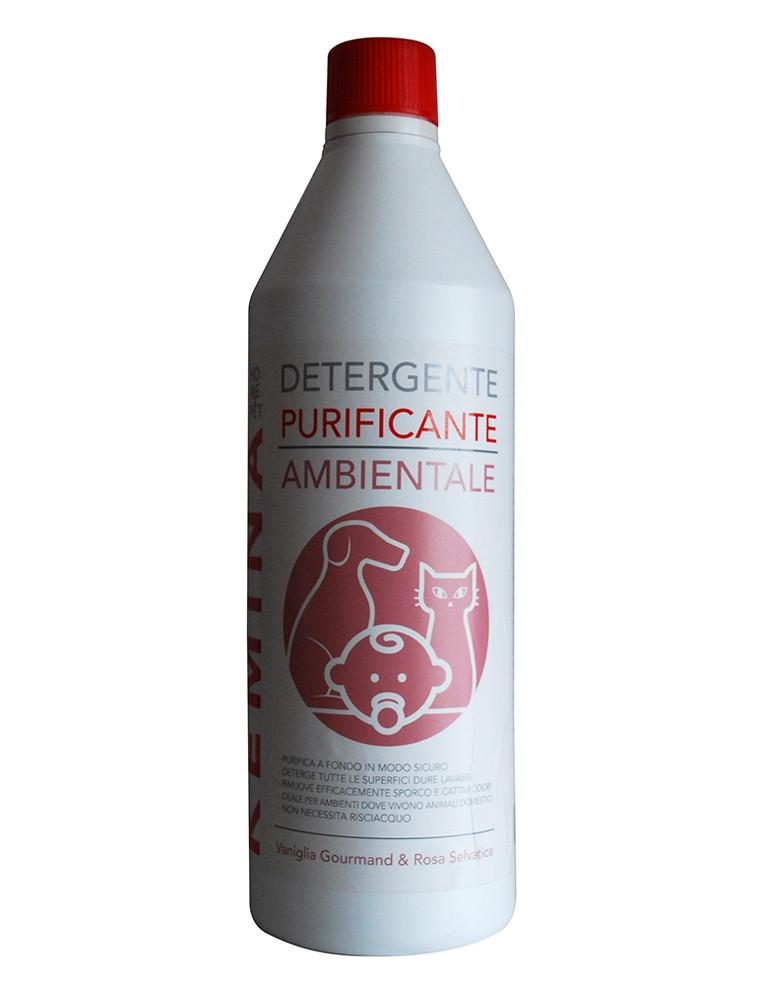 Kemina detergente ambiente vaniglia gourmand e rosa selvatica