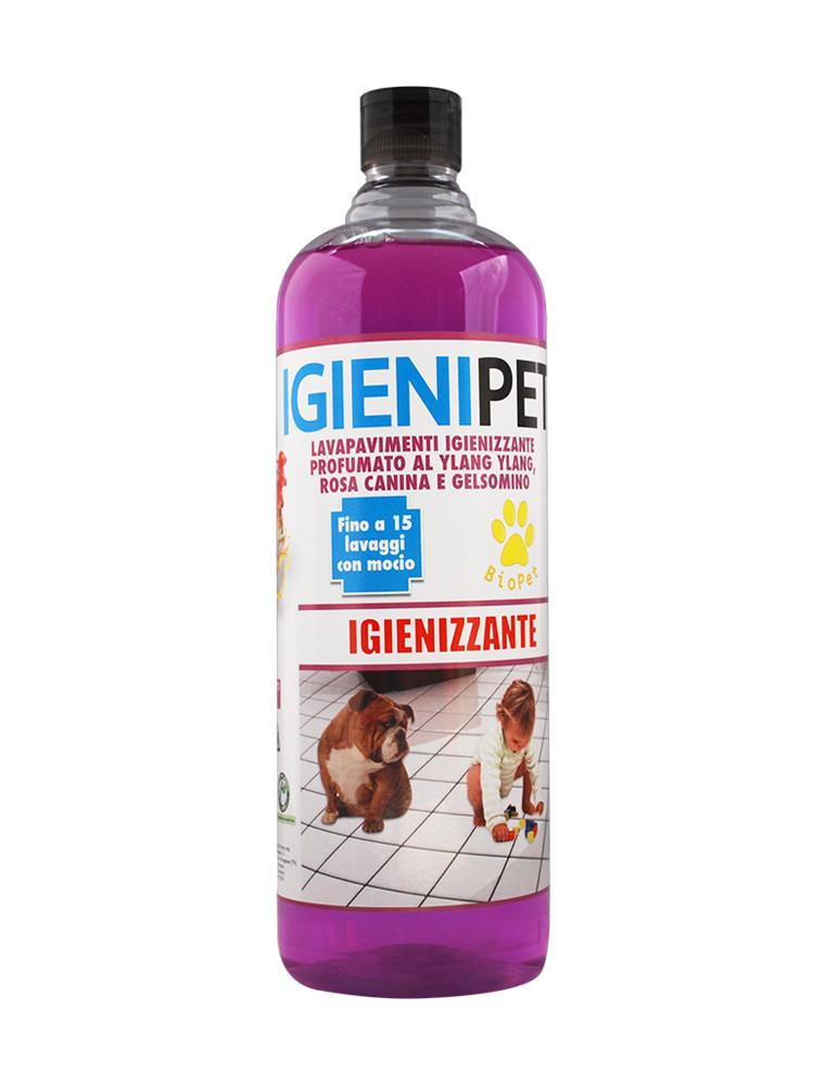 Igienipet Lavapavimenti ylang ylang, gelsomino e rosa canina