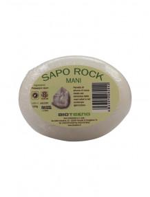 Saporock saponetta allume di rocca confezionata