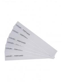 Mazzetto 100 pz tester carta
