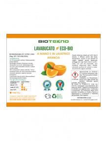 Bio Lavabucato arancio