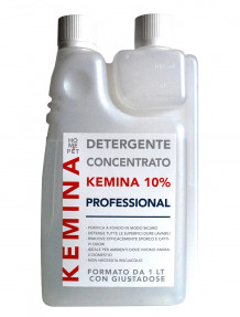 Kemina 10% Professional detergente ambiente