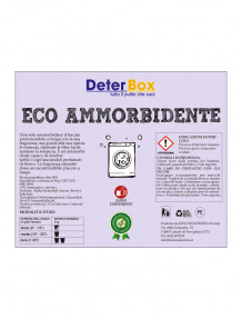 Eco Ammorbidente fresia sfuso