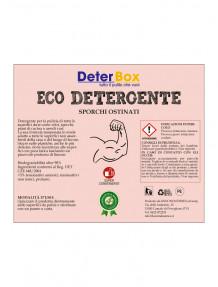 Eco Detergente sporchi ostinati sfuso