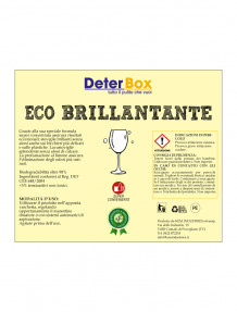 Eco Brillantante sfuso