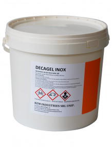 Decagel Inox