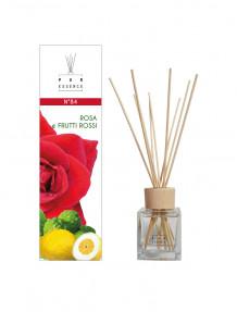 Profumo ambiente Rosa e Frutti rossi 100 ml